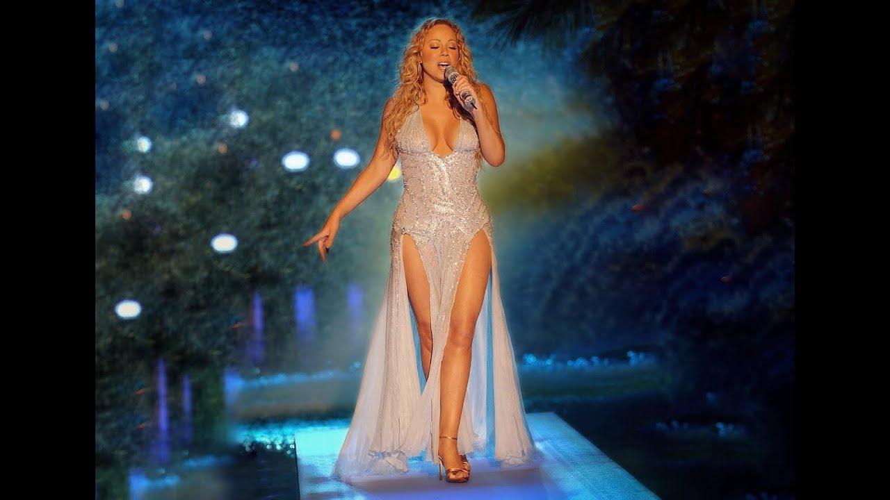 Download Mariah Carey - Shake It Off & We Belong Together Remix (Live MTV Video Music Awards 2005)