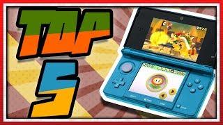 Top 5 3DS Spiele
