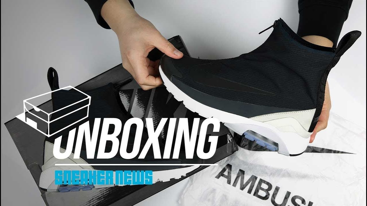 Ambush Nike Air 180 Unboxing Review