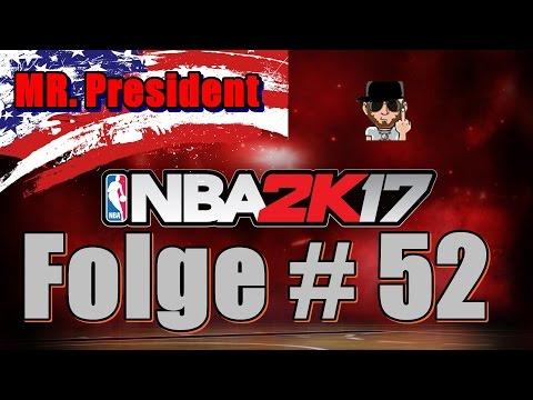 NBA 2K17 - Presse , Mutti und Werbeverträge - My Career # 52