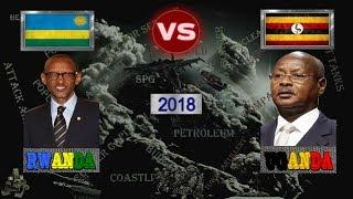 RWANDA VS UGANDA  -  Total Comparsion and Statistics  for  2018
