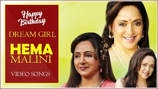 Hits of Hema Malini Jukebox   Dream Girl   Hema Malini Special   Bollywood Hit Songs