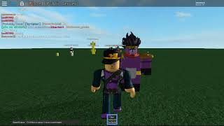 Roblox Jotaro Part 3 and 4,DIO And DIO Overheaven Showcase