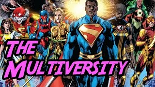 The Multiversity – Grant Morrison's epic tale! (The Complete Story)