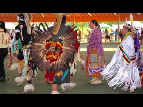 Potawatomi Nation Gathering 2015 | Electric Pow Wow Drum - A Tribe Called Red