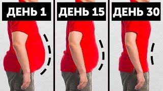 8 минутная тренировка которая поможет вам похудеть без похода в зал