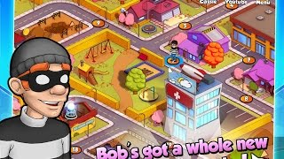 Robbery Bob 2: Double Trouble By Chillingo Ltd (  IOS  ) trailer