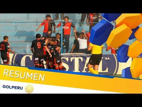 Resumen - Sporting Cristal 1-2 Melgar (Torneo Clausura)