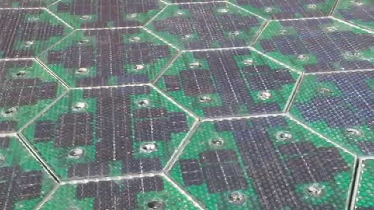 Solar Roadways Indiegogo Video Youtube