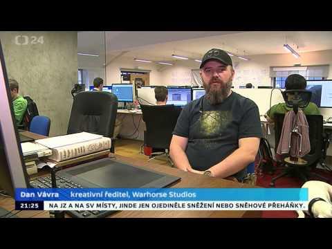 Kingdom Come: Deliverance v České televizi