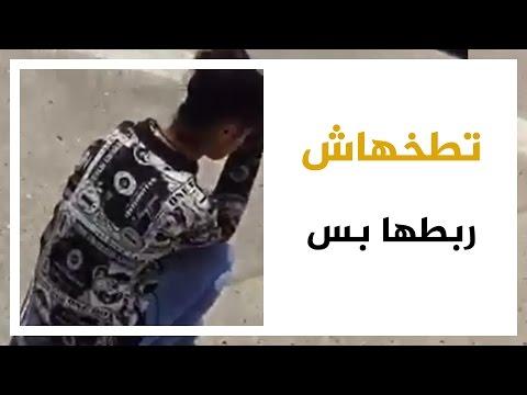فلسطيني يطالب جندي إسرائيلي باعتقال طفلة بدلا من إطلاق الرصاص عليها  - 18:21-2017 / 5 / 21