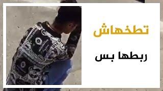 فلسطيني يطالب جندي إسرائيلي باعتقال طفلة بدلا من إطلاق الرصاص عليها