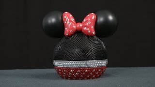 Minnie Mouse Bluetooth Speaker from KIDdesigns