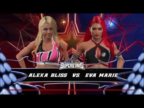 WWE Superstars 10/21/16