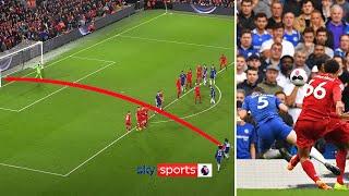 Chelsea vs Liverpool BEST ever Premier League goals!