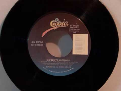 Darryl & Don Ellis - Goodbye Highway
