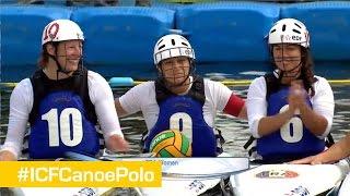 LIVE PITCH 1 - SUNDAY 28 - 2014 CANOE POLO WORLD CHAMPIONSHIPS