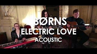 børns electric love acoustic live in paris