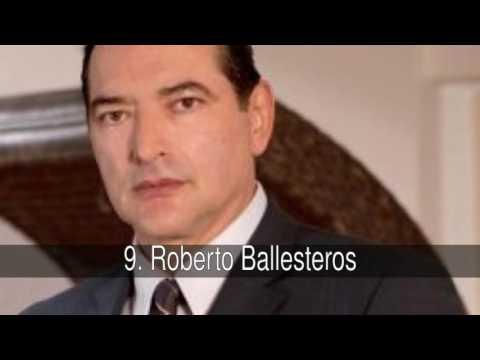 Los mejores villanos de Televisa