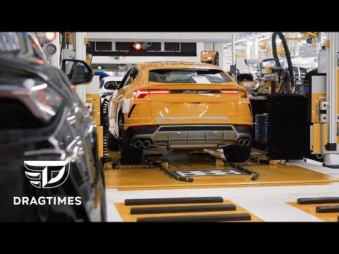 DT SPECIAL. Завод Lamborghini. Интервью с главой производства Андреа Костантини