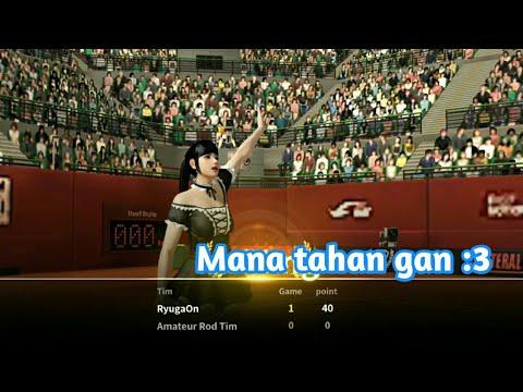 Mana Tahan Gan :v    Ultimate Tennis    Android Gameplay