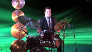 A Drum Solo II - Dominic Fragman