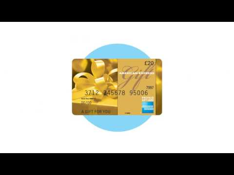 American Express Business Giftcard