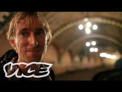 The Action Ducks Meet Steve Duncan - スティーブ・ダンカンとNY地下探検