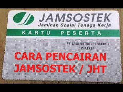 Cara Eklaim Jamsostek Online Termudah.