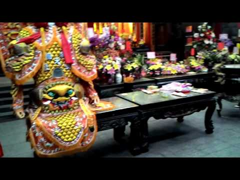 桃園景福宮大型神明外型布偶, Giant God Muppets, Jingfu Temple, Taoyuan City