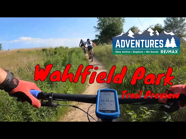 Wahlfield Park Mountain Bike Trail   Preview