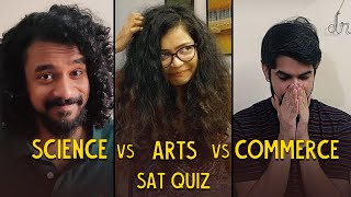 Cracking The Most Difficult Exam In The World: SAT Exam | Science Vs Commerce Vs Arts | Ok Tested