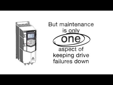 What causes variable-speed drive failure?