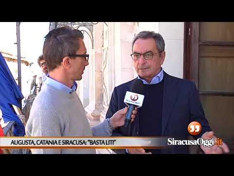 """Il presidente dell'Autorità Portuale: """"Augusta, Siracusa e Catania, basta liti"""""""
