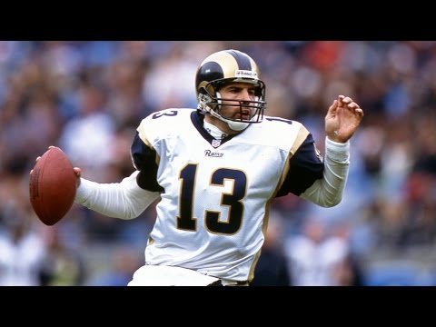 #90: Kurt Warner | The Top 100: NFL's Greatest Players (2010) | NFL Films