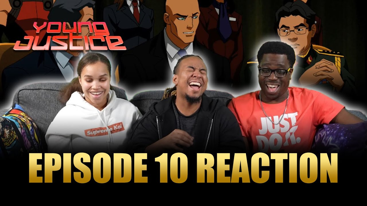 Download Targets   Young Justice Ep 10 Reaction
