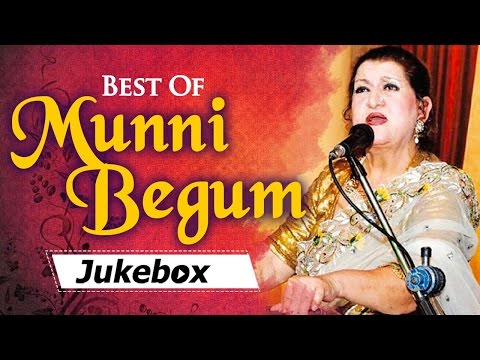 Best Of Munni Begum - Aawargi Mein Had Se - Pakistani Romantic Sad Ghazals