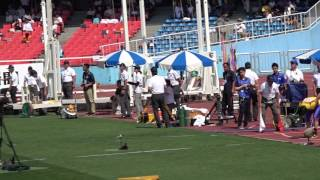 SEIKO GGP2017 Women Javelin Throw Yuki EBIHARA 59m00(4th throw) 海老原有希