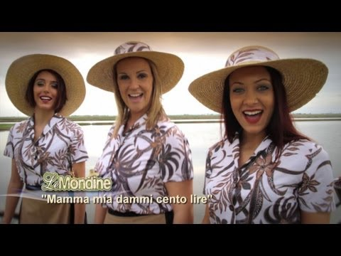 Le Mondine - Mamma mia dammi cento lire (Video Ufficiale)