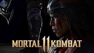 Mortal Kombat 11 - NIGHTWOLF FIRST LOOK REVEALED!