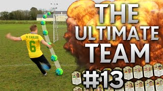 fifa 16   roberto carlos free kick challenge the ultimate team 13