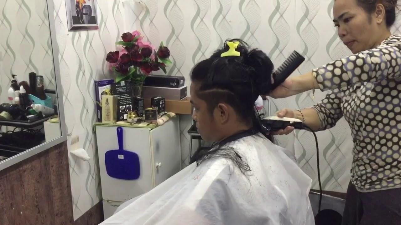 Download Gaya rambut panjang pria kemas & trendy