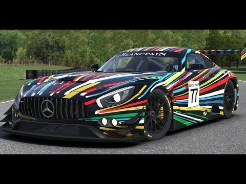 iRacing: The 24 hours of Daytona     Part 1    Nassau Racing     Merc GT3