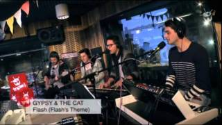 "Gypsy & The Cat cover Queen's ""Flash"" on Triple J."