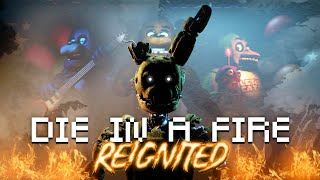 Die In A Fire Reignited - (Living Tombstone) (PB★Cover) [FNaF3-Song] animated by MrMautz