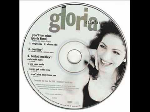 ♪♪  YOU' LL BE MINE ( PARTY TIME) -  GLORIA ESTEFAN  ( Dance 90's - Radio Edit ) ♪♪