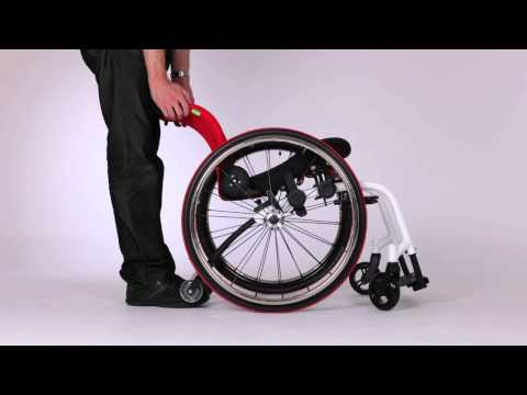O4 WheelChairs RCA Seat-System wighoekverstelling