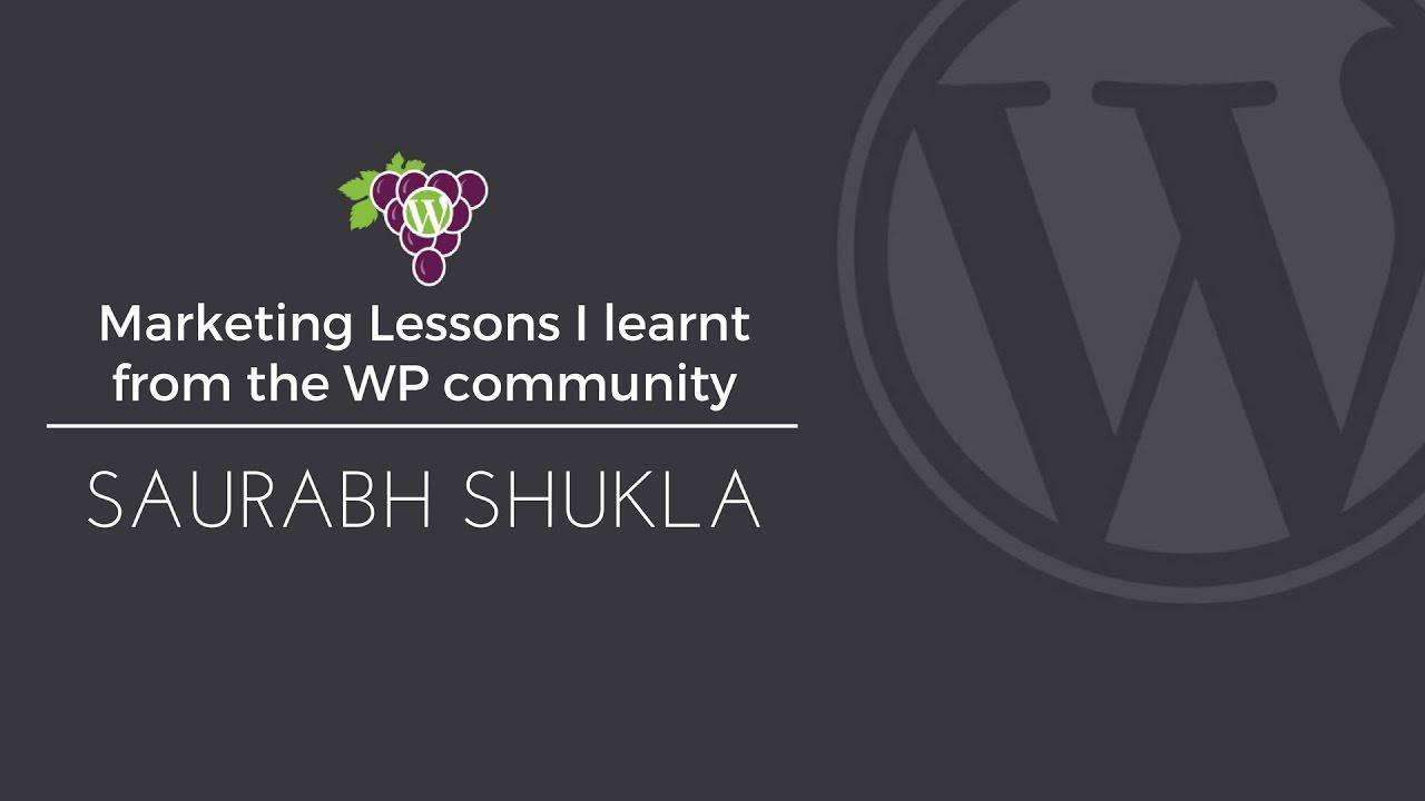News | WordCamp Nashik 2016