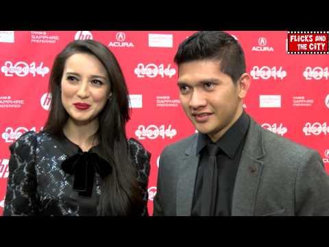 Iko Uwais & Julie Estelle Interview - The Raid 2 Berandal & The Raid 3