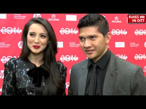 Iko Uwais & Julie Estelle   The Raid 2 Berandal & The Raid 3